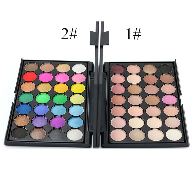 Professional 28 Color Nude Eye shadow Palette Makeup Cosmetic Beauty Set UR
