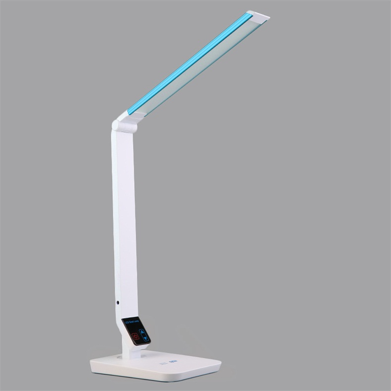 Dimmable Led Folding Desk Lamp Reading Bedroom Touch