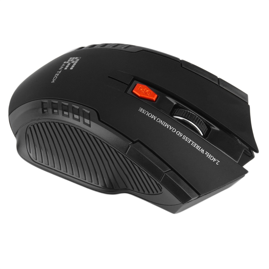 new mini portable wireless 6d optical gaming mouse mice for pc laptop dh ebay. Black Bedroom Furniture Sets. Home Design Ideas