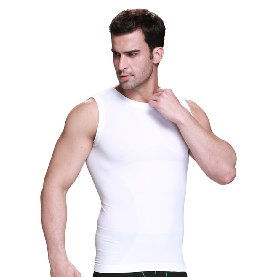 Slimming Men's Body Shaper Belly Waist Cincher Corsets ...