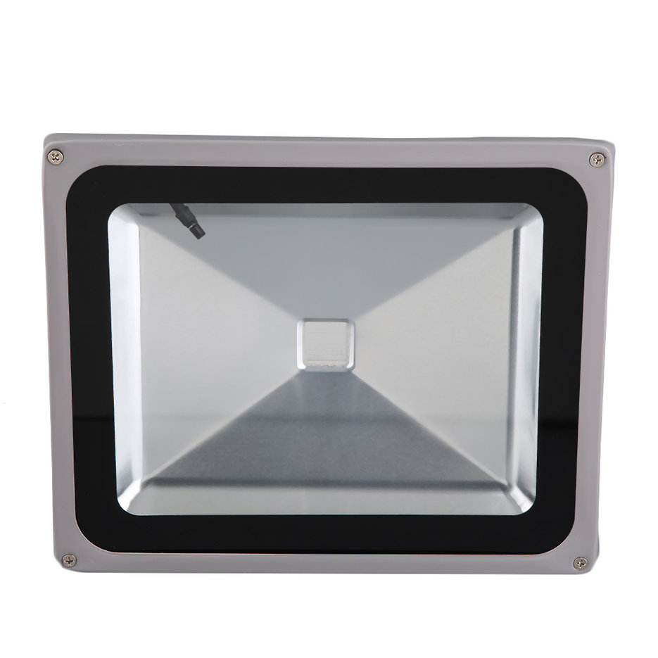 50W LED Outdoor Outside Garden Garage Drive Security Wall