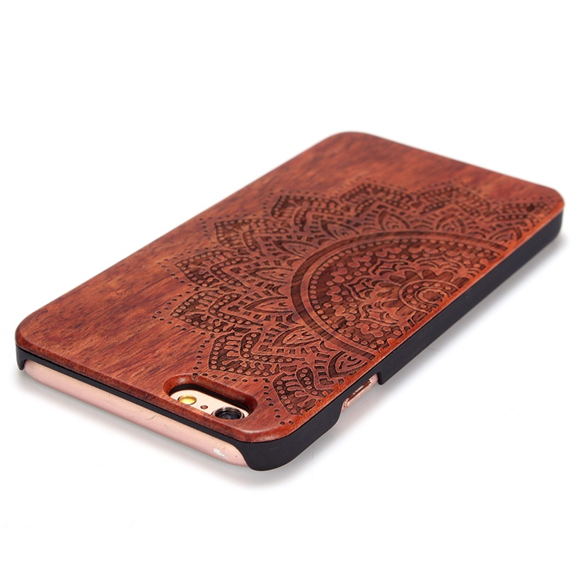 Iphone S Bamboo Case