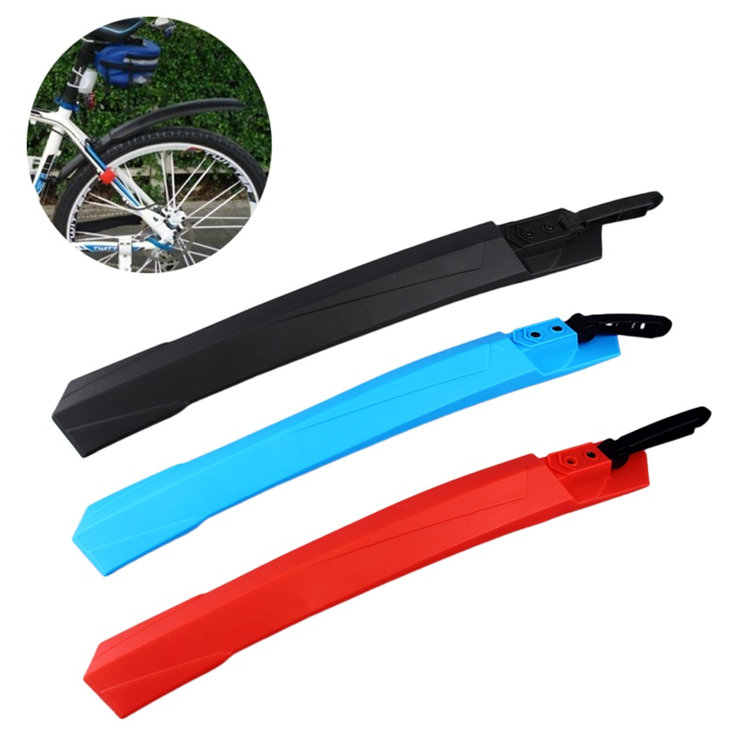 Rear Fender Mud Guard Set New Cycling Mountain Bike Bicycle Front Mudguard