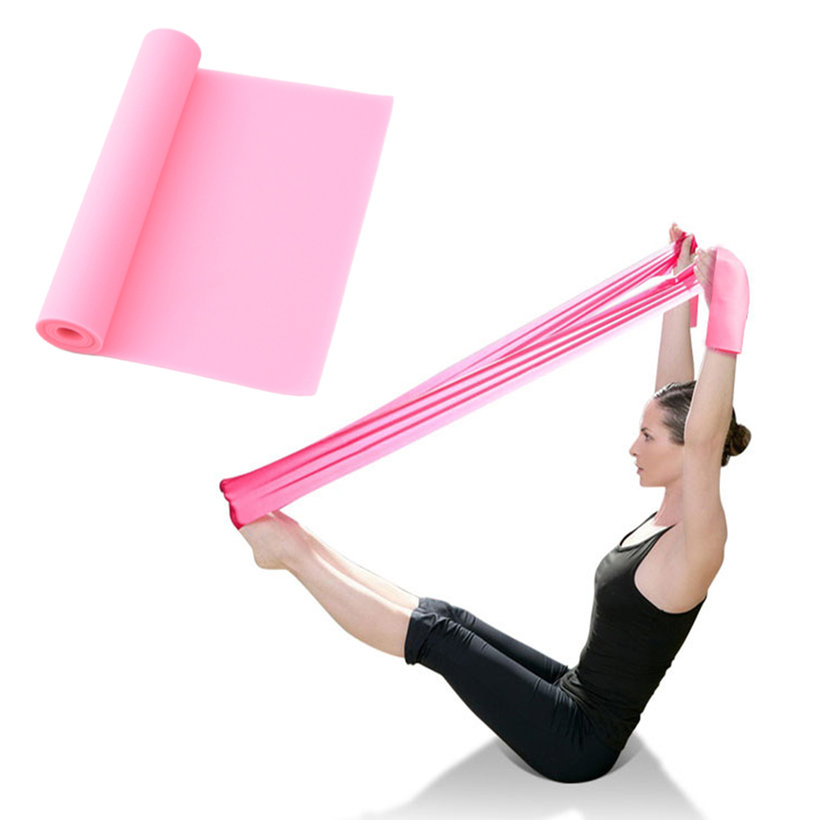 Resistance Bands Treadmill Workout: 1.2M Fitness Equipment Elastic Exercise Resistance Bands