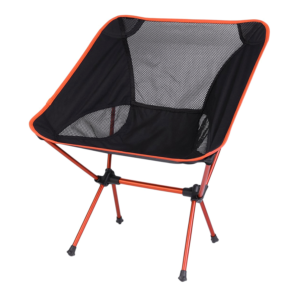 outad ultralight heavy duty folding chair for outdoor. Black Bedroom Furniture Sets. Home Design Ideas