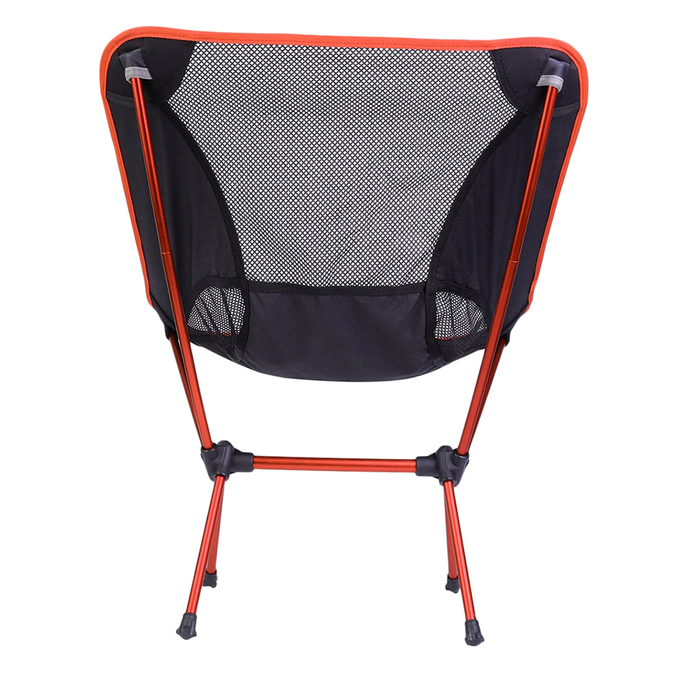 Outad ultralight heavy duty folding chair for outdoor for Heavy duty lawn chairs