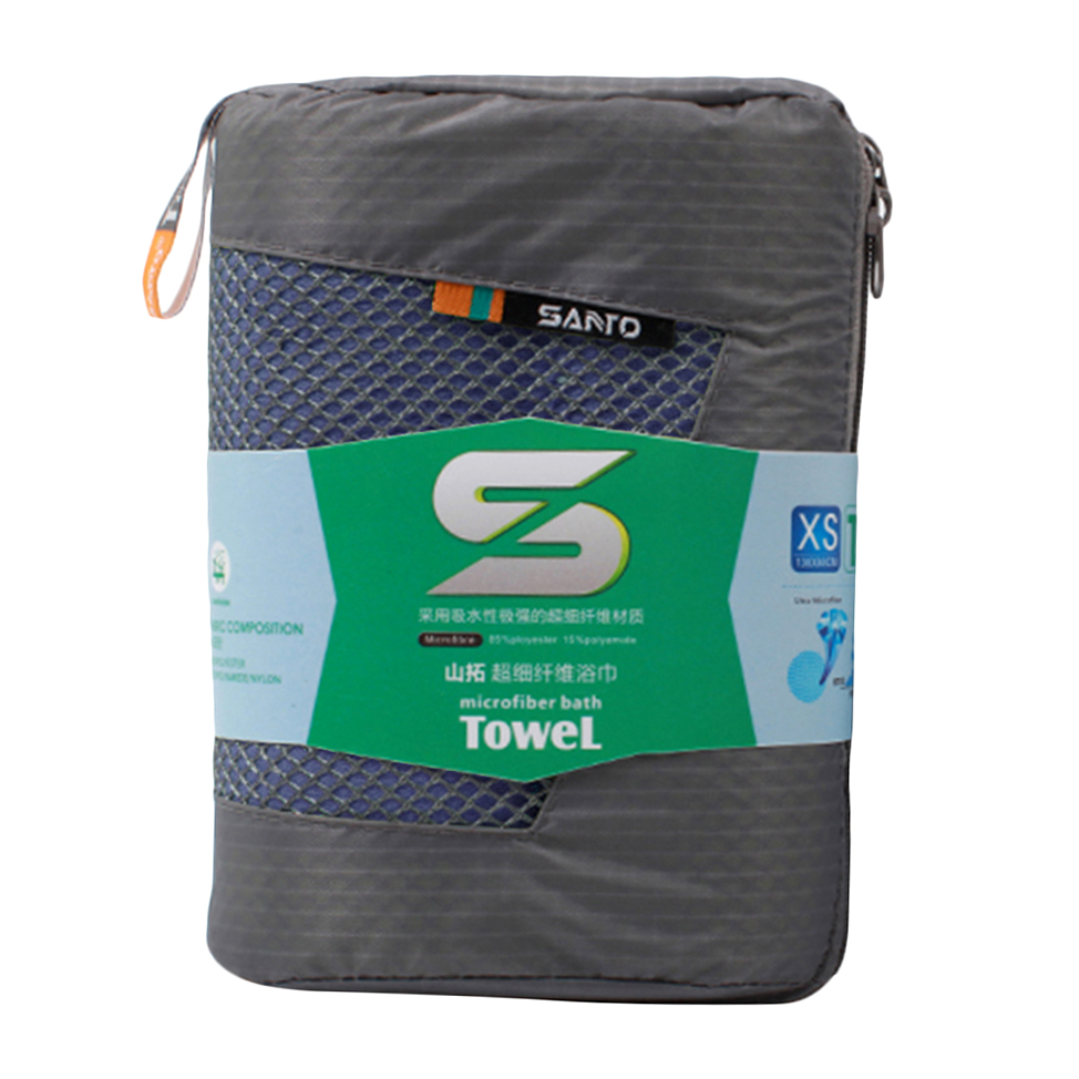 Microfiber Bath Towels For Camping: New Microfiber Travel Towel Sports Quick Dry Swimming
