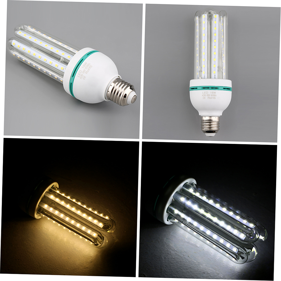 New Efficient Led Light Energy Saving A Spotlight 16w Bayonet Lamps Bulbs Qj Ebay