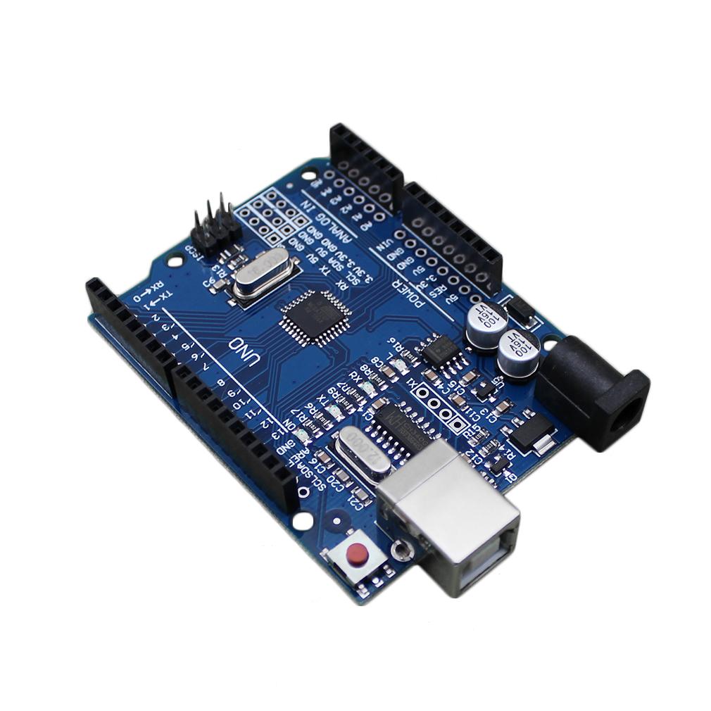 NEW ATmega328P CH340G UNO R3 Board & USB Cable for Arduino ...  NEW ATmega328P ...