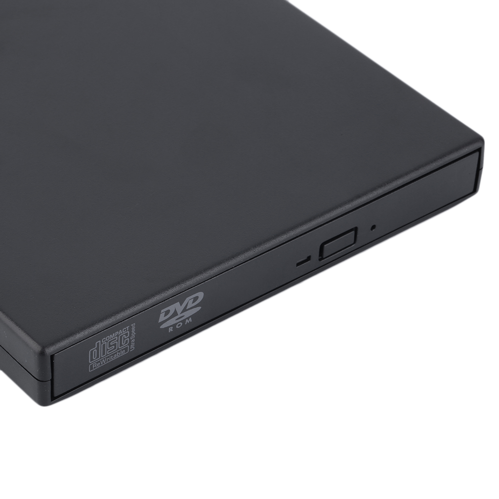 new usb 2 0 external dvd combo cd rw burner drive cd rw dvd rom black zb86100 11street. Black Bedroom Furniture Sets. Home Design Ideas