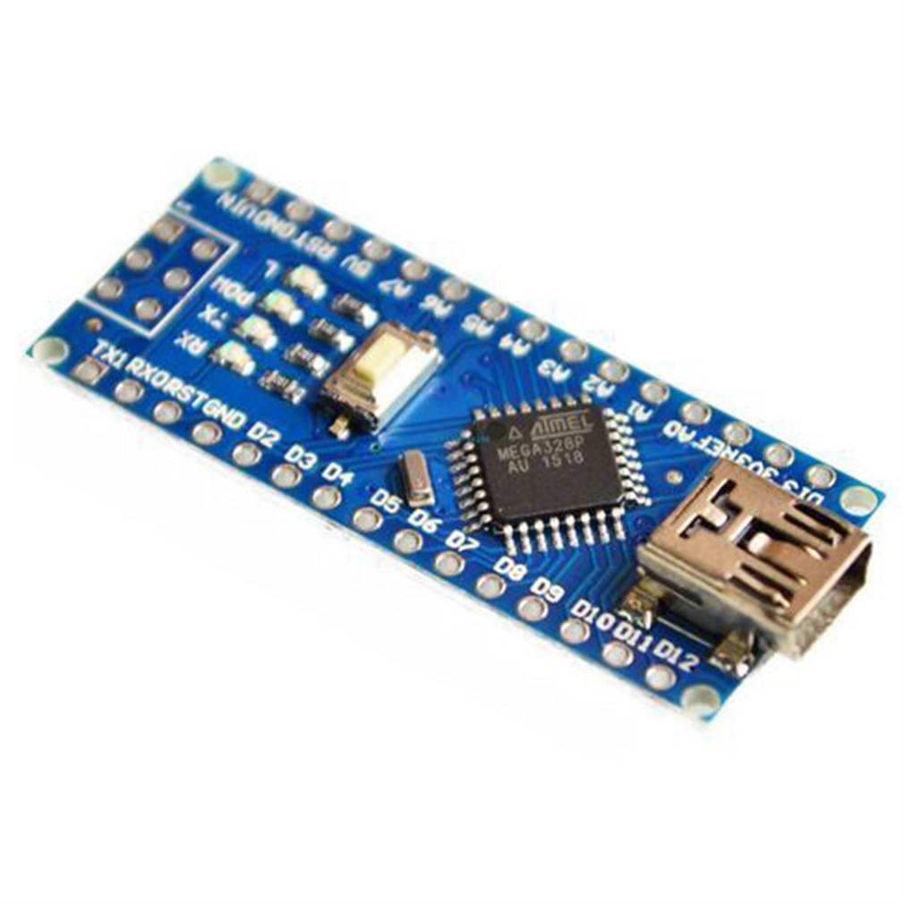 Pcs device for arduino nano v with atmega p module