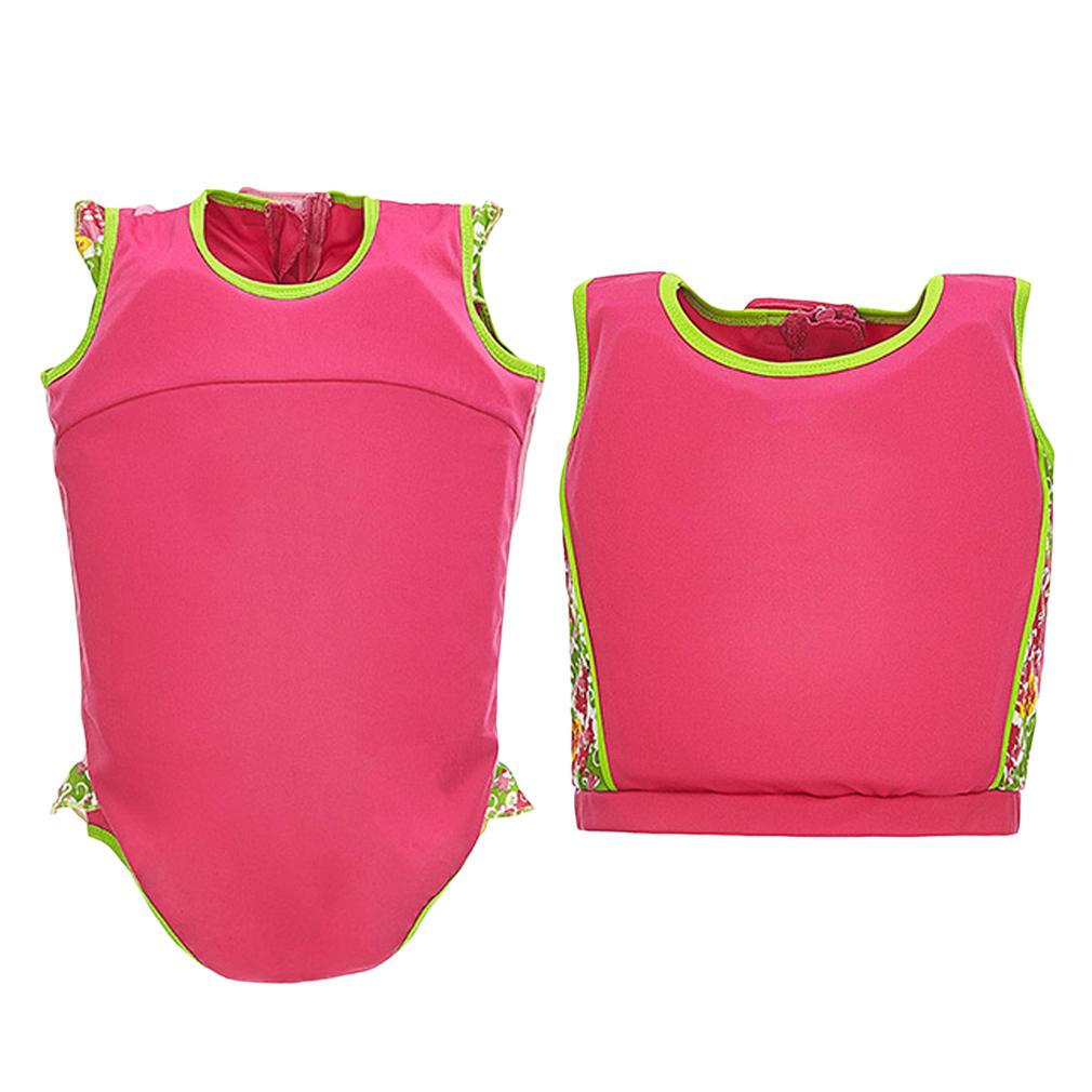 Child Kids Swimming Floating Swim Vest Buoyancy Aid Jacket Life Jackets Pb Ebay