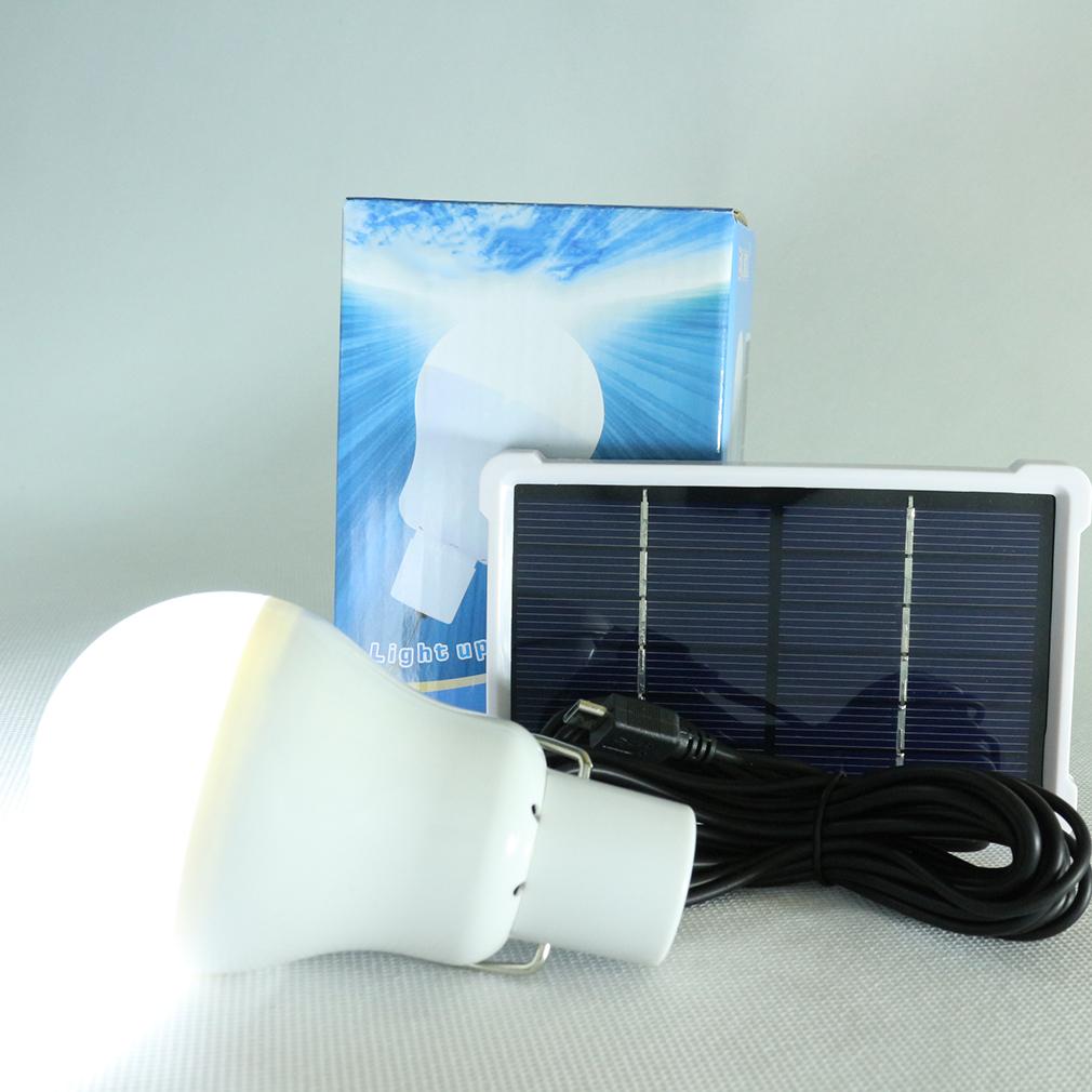 Portable Light Panels : W lm portable solar energy panel lighting system