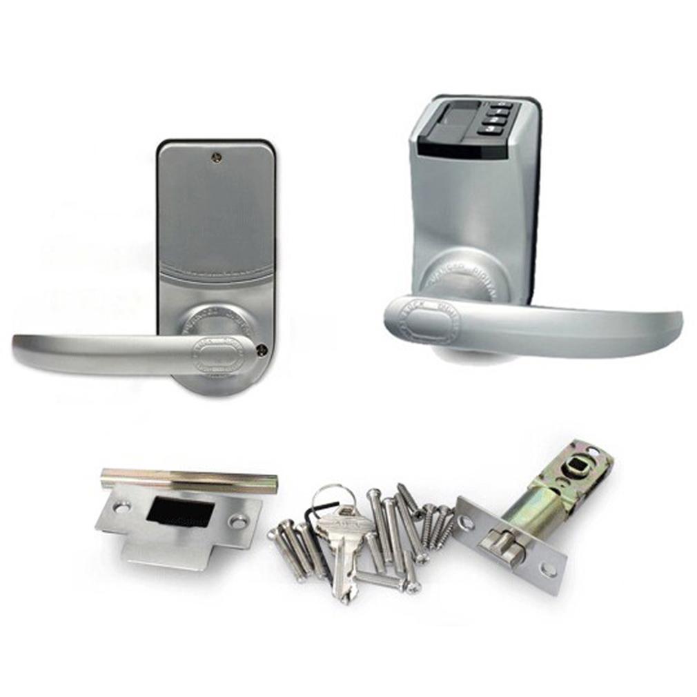 Biometric Fingerprint Keyless Keypad Password Access