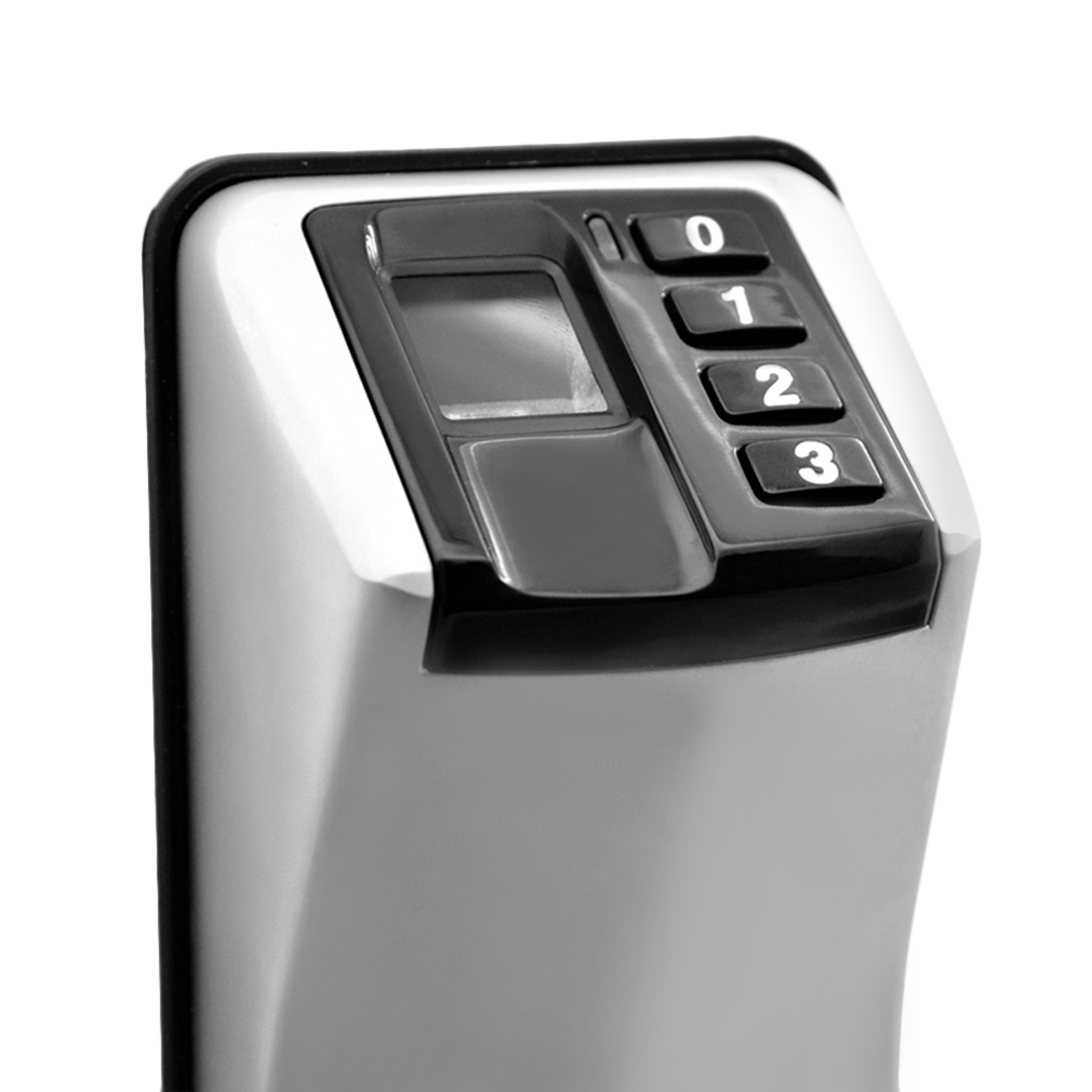 Fingerprint Door Lock Biometric Keyless Keypad Password
