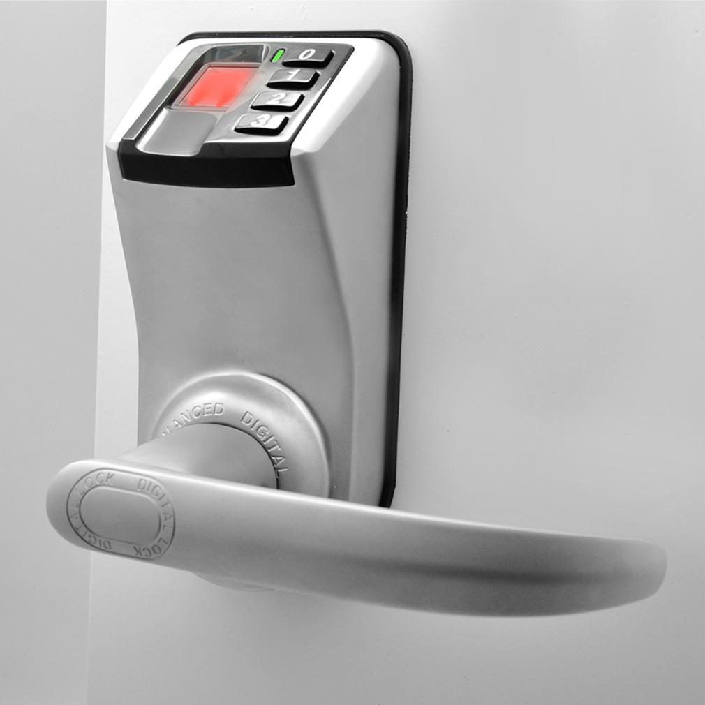 biometric fingerprint keyless keypad password access. Black Bedroom Furniture Sets. Home Design Ideas
