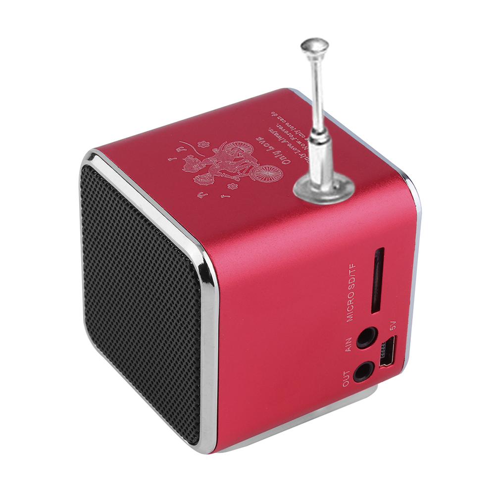 portable micro usb mini stereo super bass speaker music mp3 4 fm radio zv ebay. Black Bedroom Furniture Sets. Home Design Ideas