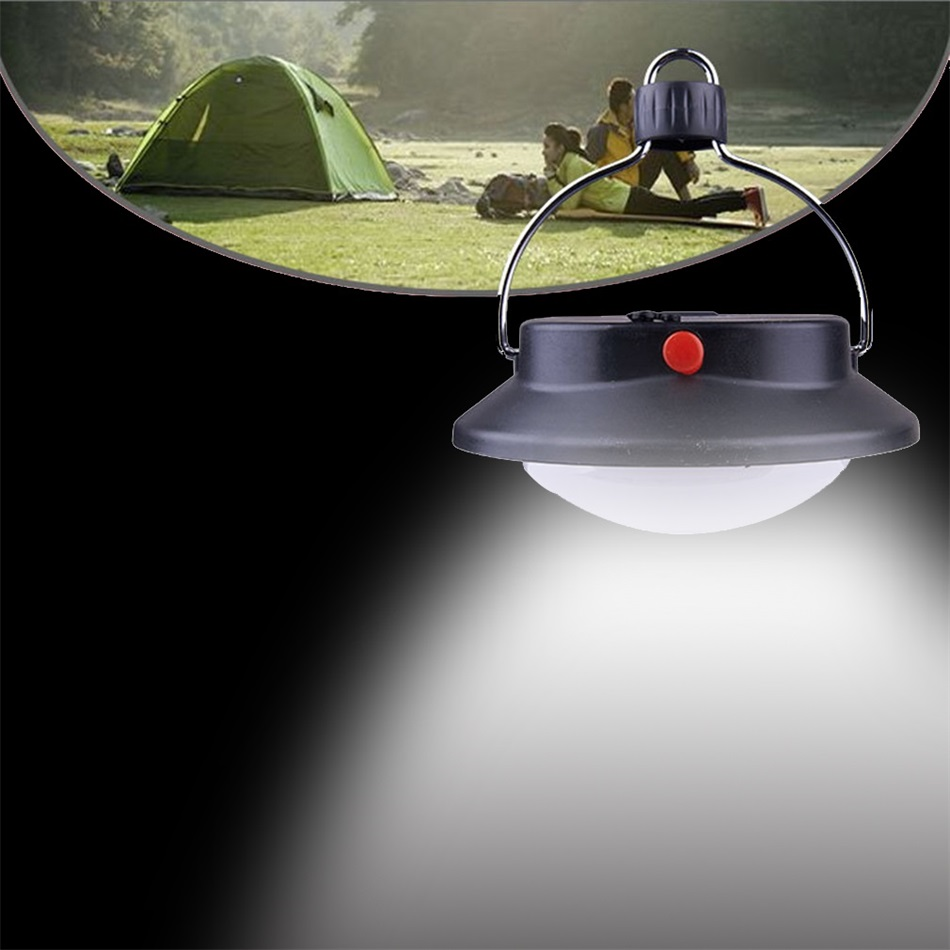 60 led outdoor camping light tent hiking fishing lamp lantern ultra bright us ebay. Black Bedroom Furniture Sets. Home Design Ideas