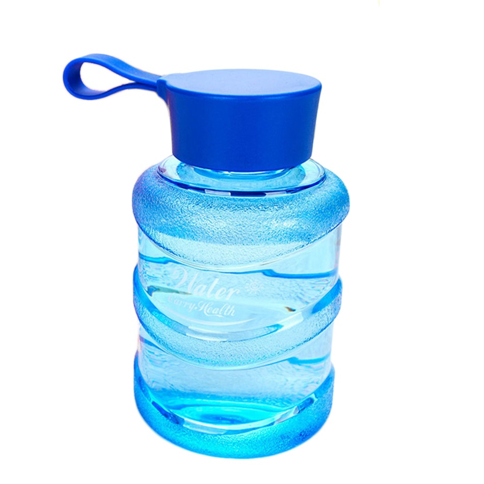 Portable Water Bottle : Mini portable water jug sport training party drink