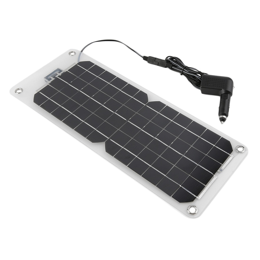 Rv Solar Battery Charger System : Multi purpose portable solar panel battery charger for car