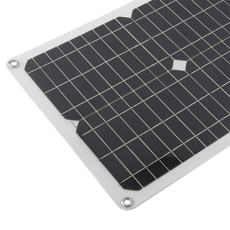 Multi-Purpose Portable Solar Panel Battery Charger For Car