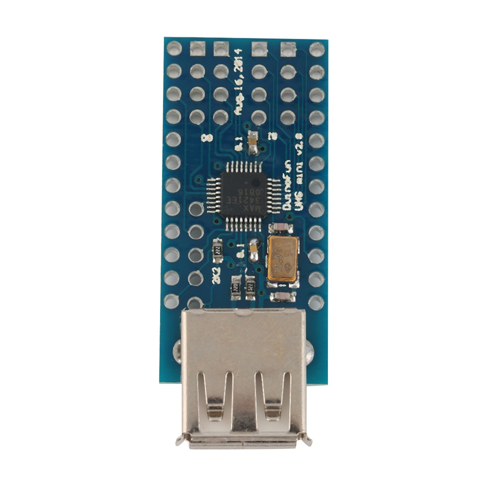 Mini usb host shield support adk android for arduino