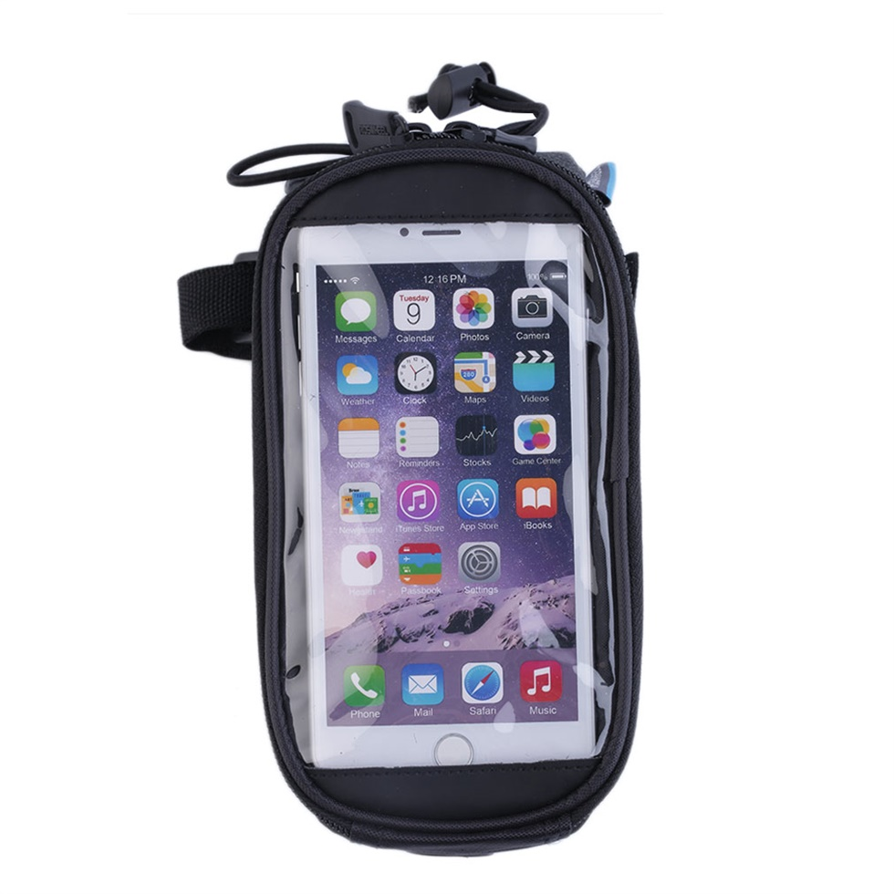 ... Front Top Frame Pannier Tube Bag Case Pouch for Cell Phone F5 : eBay