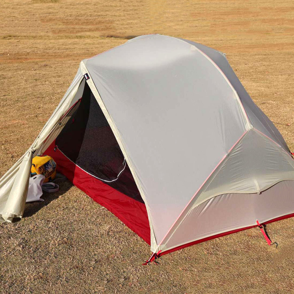 1 Person Ultra-lightweight Backpack Tent Camping Hiking ...