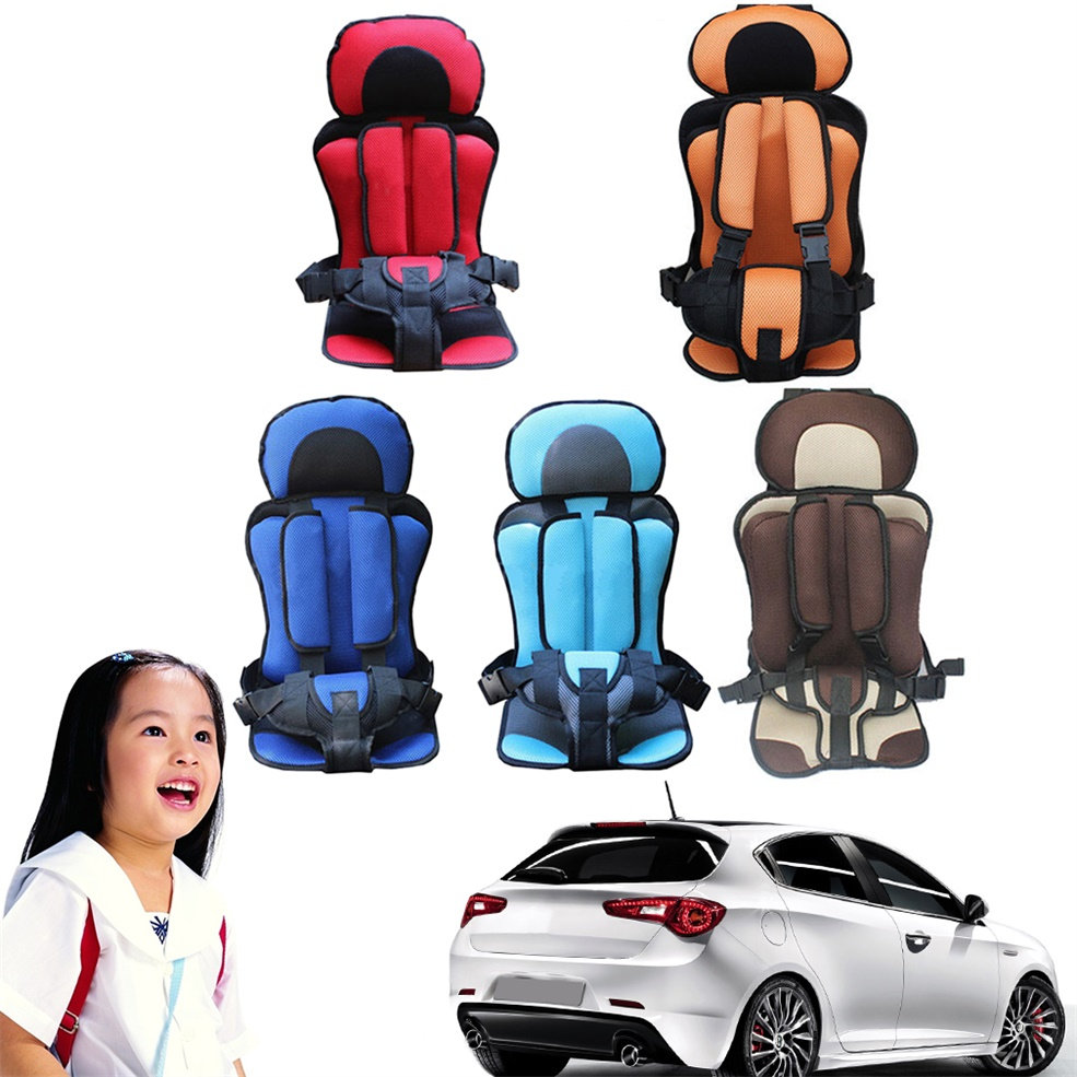 trendy new soft safety kids car seat for