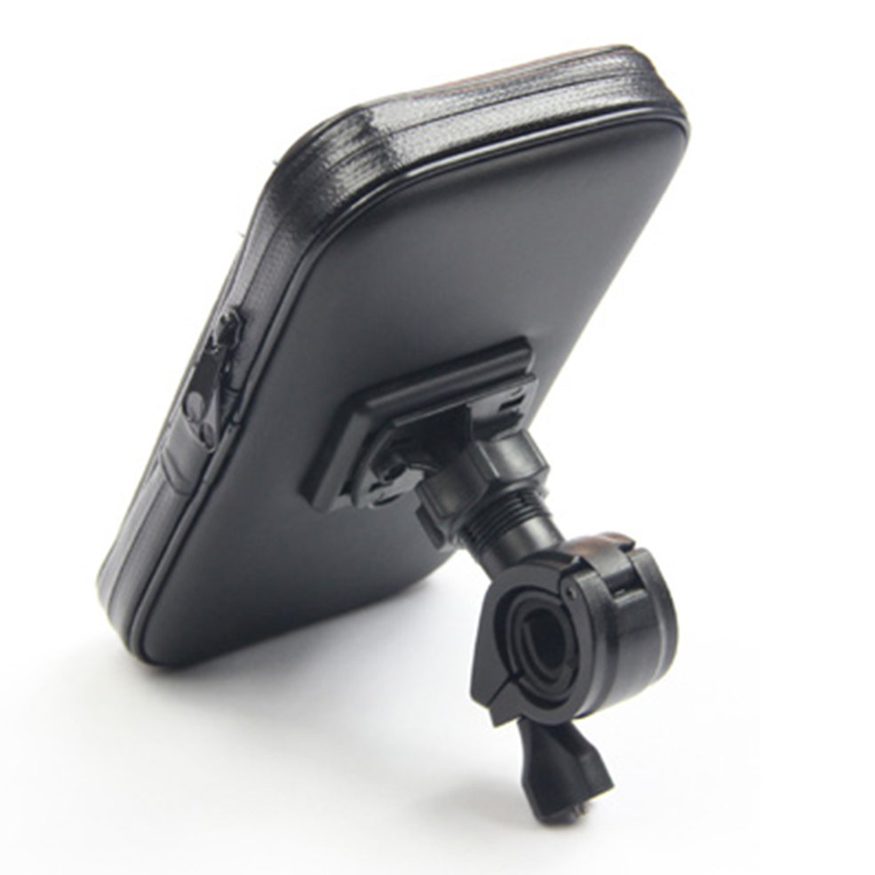 360-Waterproof-Bike-Mount-Holder-Case-Bicycle-Cover-for-Various-Mobile-Phones-H thumbnail 7