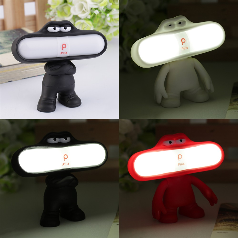 Novelty Cute Frog USB Touch Control LED Night Light Lamp Baby Kids Bedside SY eBay