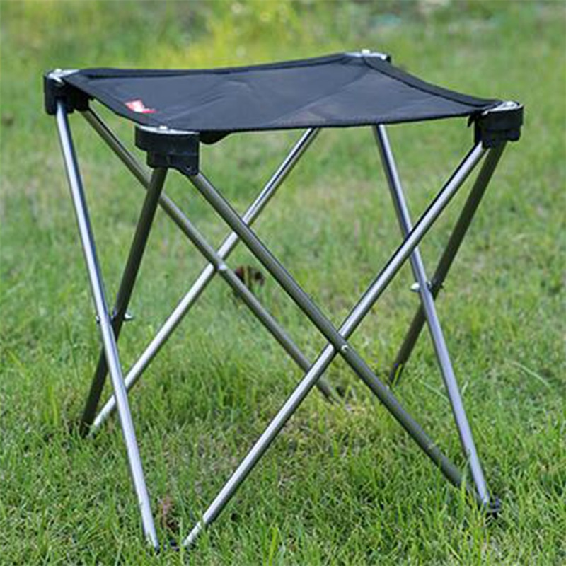 Fold Camping Pocket Chair Fishing Portable Outdoor Stool Hiking Top Choice IB