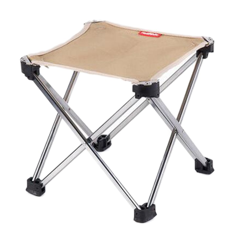 Fold camping pocket chair fishing portable outdoor stool for Best folding chairs outdoor