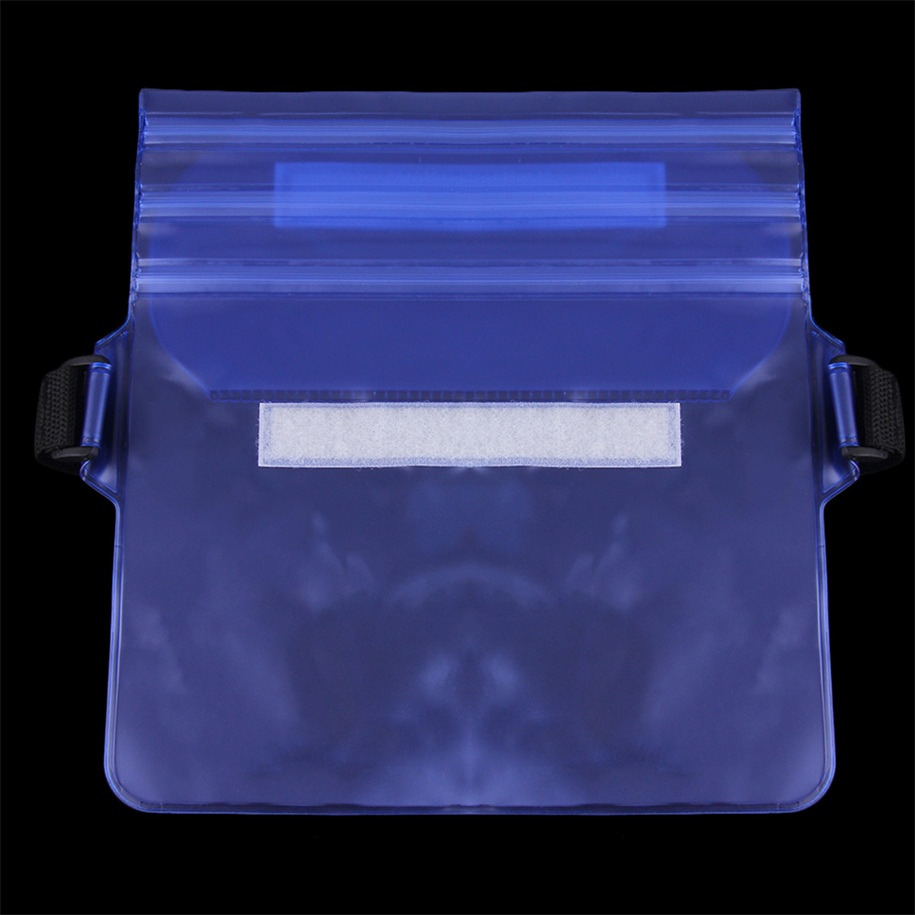 Waterproof waist bag case pouch pack for kayaking swimming for Pack swimming