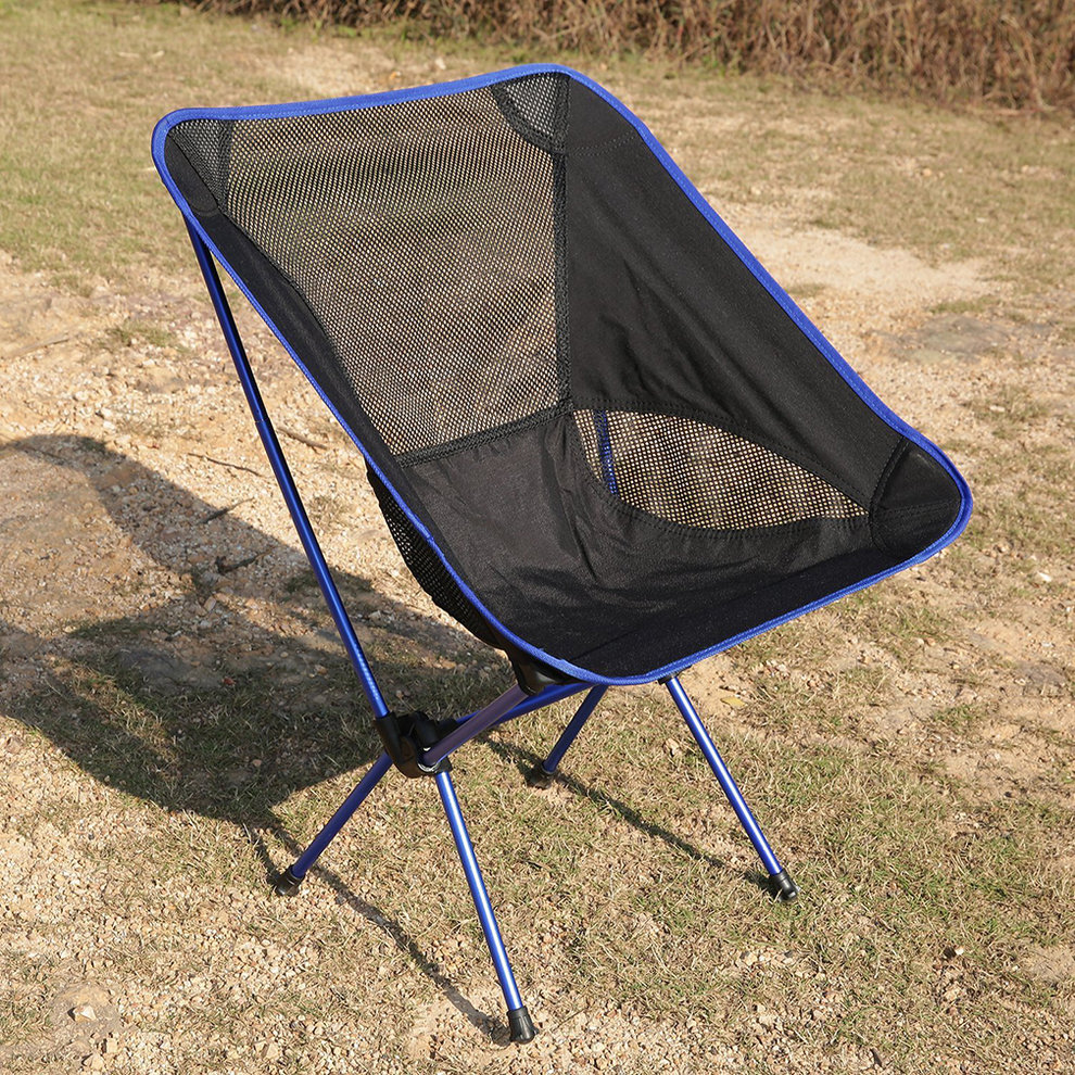 OUTAD Ultralight Heavy Duty Folding Chair For Outdoor Activities Camping DP