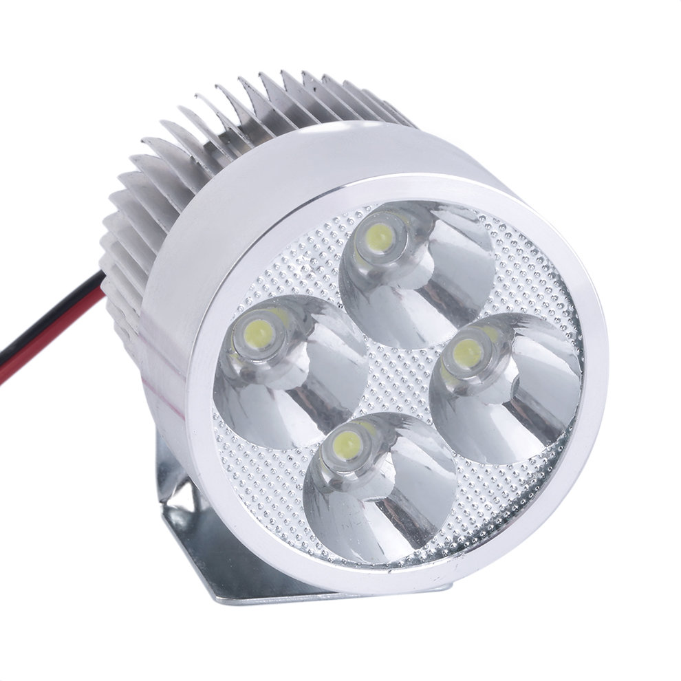 12v 85v 20w super bright led spot light head lamp motor bike car motorcycle dp ebay. Black Bedroom Furniture Sets. Home Design Ideas