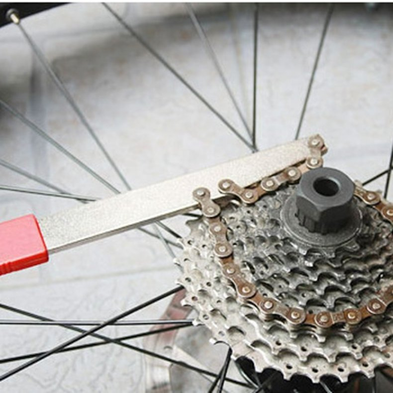 Bicycle Cassette Freewheel Remover Wrench Sprocket Chain Repair Remover Tool