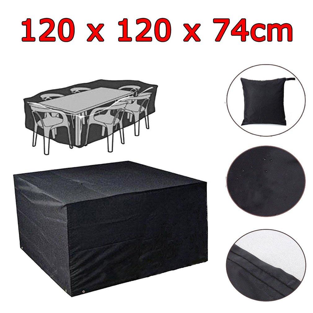 nature b che housse couverture de meubles de jardin r sistant aux intemp ries su ebay. Black Bedroom Furniture Sets. Home Design Ideas