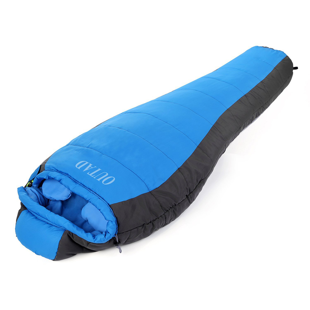Sleeping Bag for Winter Backpacking